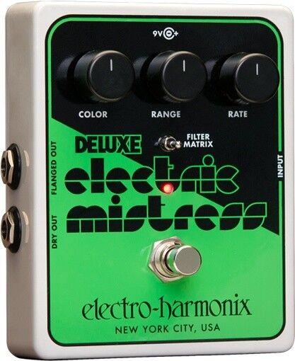Electro Harmonix Deluxe Electric Mistress XO Flanger