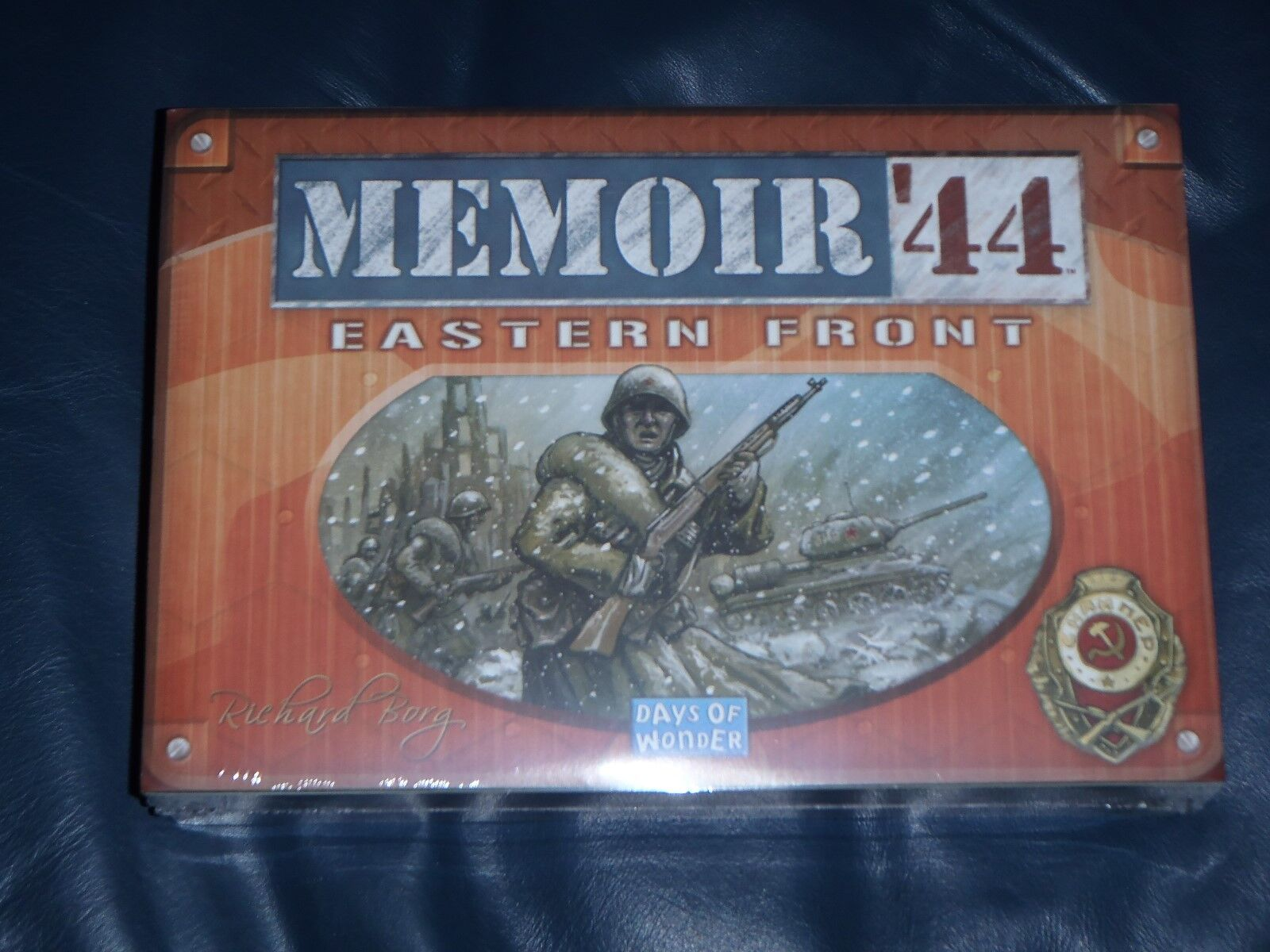 Memoir 44 44 44 EASTERN FRONT Board Game Expansion   NEW + SEALED  0deb90