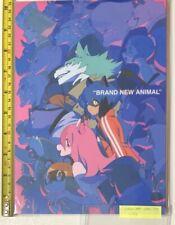 BNA TRIGGER Official Starter Guide Art Book Kazuki Nakajima Japanese Limited