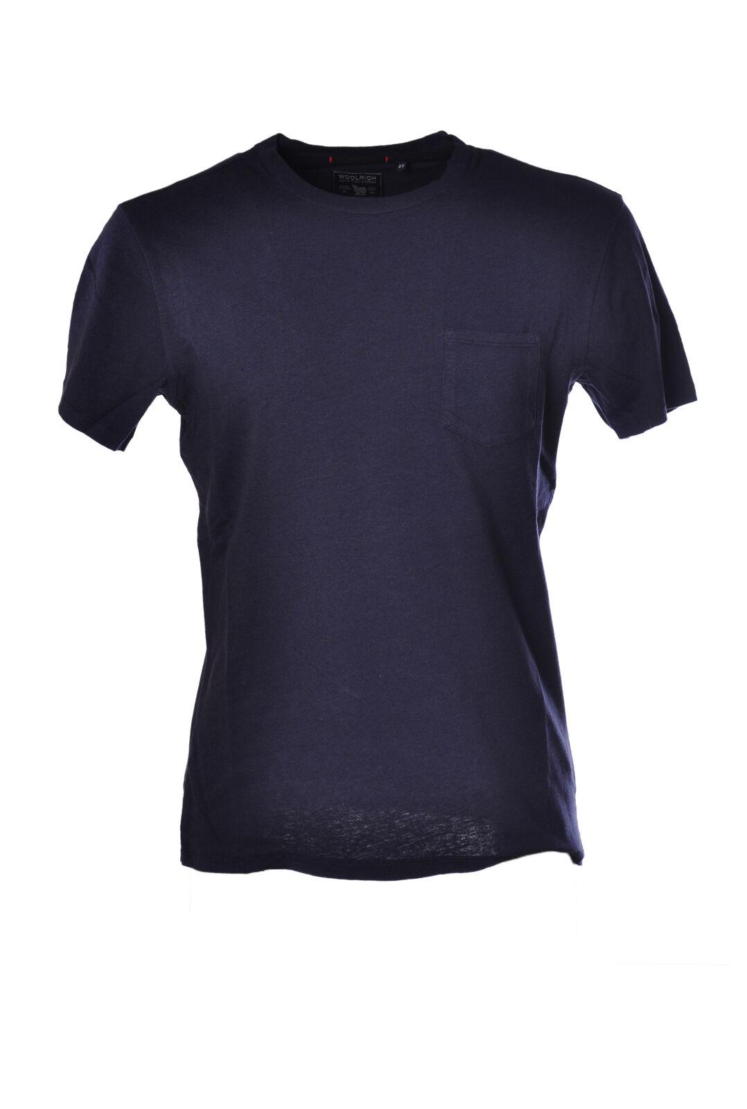 Woolrich  -  T - Male - Blau - 1801325N174436