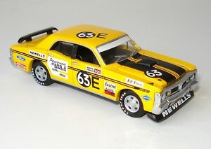 1-64-FORD-FALCON-XY-GTHO-III-BATHURST-BILL-BROWN-BRAND-NEW-IN-DISPLAY-CASE