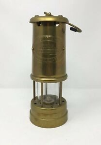 BRITISH-COAL-MINING-COMPANY-WALES-TYPE-VALE-ABERAMAN-COLLIERY-MINERS-LAMP