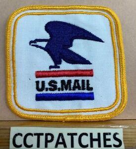Vintage-Estados-Unidos-Correo-Oficina-Eeuu-Correo-Parche