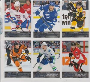 2015-16-LOT-OF-6-UPPER-DECK-ROOKIES-YOUNG-GUNS-NO-YG-214
