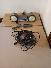 Mph Python Ii X Band Police Radar With 2 Antennas 2 Cables Amp Remote