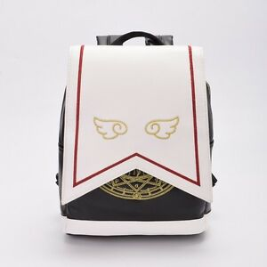 Image is loading Card-Captor-Sakura-Kinomoto-Lolita-Magic-School-Shoulder- b140a646492bd