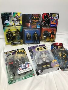 Mattel / Kenner The Dark Knight Collection Série animée Tec-shield Batman, série 6