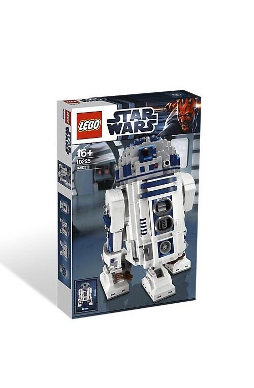 LEGO Star Wars - Rare - UCS R2-D2 - 10225 - Nuovo & Sealed Lego Collector