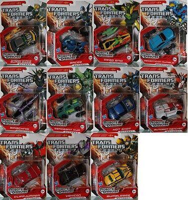 #02 Trasformatori Prime-robots In Disguise-deluxe-lv2 Hasbro Scegliere Tecnologie Sofisticate