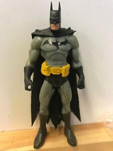 2003-DC-UNIVERSE-6-034-BATMAN-Loose-Figure-From-2-Pack-Mint-Rare-Superman-amp-Batman