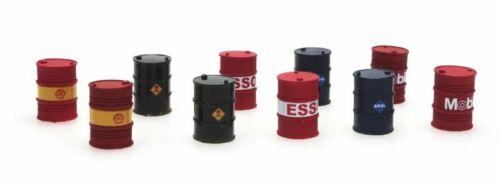 Fertigmodell Neu H0 Ölfässer Mineralölunternehmen Artitec 387.221-1//87