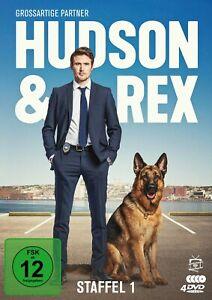 Hudson e Rex-la completa stagione 1. (Hudson & Rex-season 1) [4 Dvd]