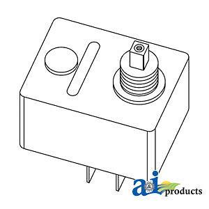 john deere parts switch flasher control ar64422. Black Bedroom Furniture Sets. Home Design Ideas