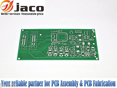 Prototype PCB Manufacture Etching Fabrication for Weijie Luo