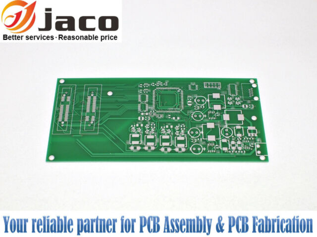 Prototype PCB Manufacture Etching Fabrication - 2 Layers start from US$12.9