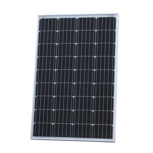 120W solar panel with 5m cable for motorhome caravan rv 120 watt camper boat