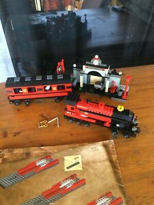Lego-4708-Harry-Potter-Hogwarts-Express-Pre-Owned-Complete-no-box