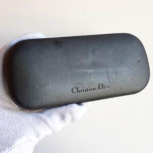 Fodero Occhiali Da Sole Christian Dior Box Case Sunglasses Custodia Vintage Rare