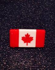 Canadian Flag Enamel Pin Badge
