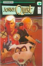 Jonny Quest # 11 (Joe Staton) (USA, 1987)