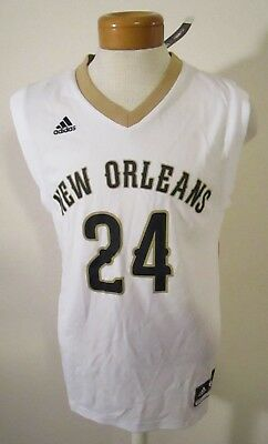 Nwt Adidas New Orleans Pelicans Buddy Hield Replica Home Jersey M White Msrp 70 889770887536 Ebay