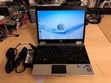 HP ELITEBOOK 2540p CORE i7 L640 2.13GHz 4GB 160GB DVD-RW WiFi WIN 7 PRO LAPTOP