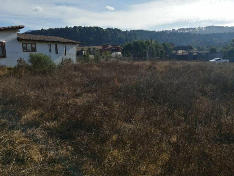 Terreno en venta en  San Mateo Acatitlán, Valle de Bravo.