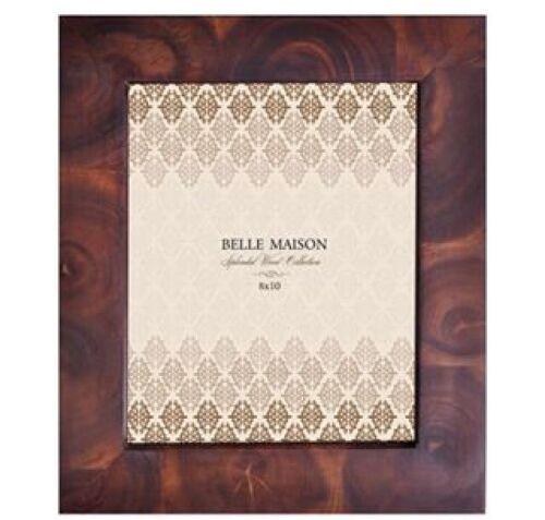 "BELLE MAISON Splendid Wood Collection 8/"" x 10/"" Frame"