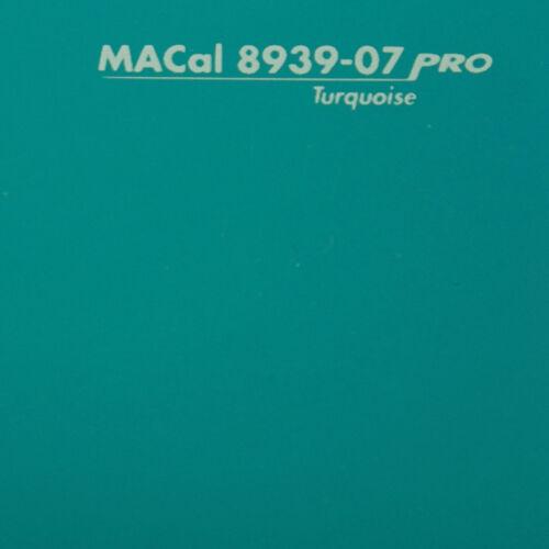3 m Dekofolie türkisblau matt Klebefolie selbstklebend 61,5 cm 5,98 € //m