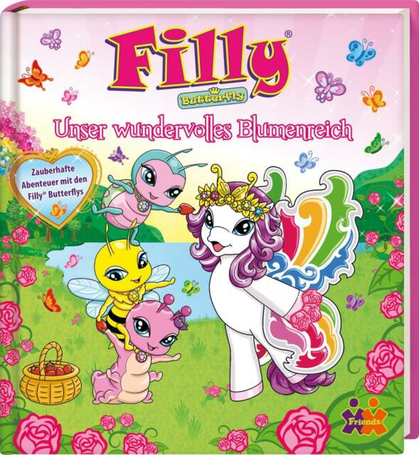 Hüller, Judith - Filly Butterflys. Unser wundervolles Blumenreich /4