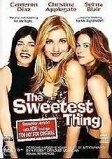 DVD-The-Sweetest-Thing-FREE-POST-P1