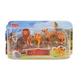 Disney-Lion-Guard-5-Figures-Pack-Ages-3-New-Toy-Jungle-Boys-Girls-Simba-Kiara