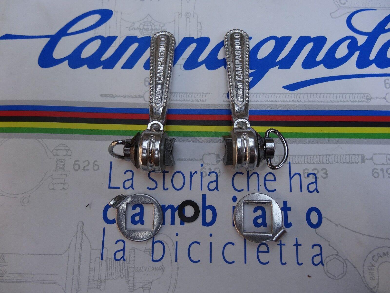 NIB  Campagnolo Retro-Friction Super Record shifters