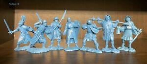 Chevaliers de Publius. Toy Soldiers Publius de caoutchouc plastique 1:32 Exclusive