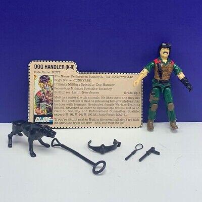 1984 G.I Joe Mutt Junkyard Dog Figure Accessory