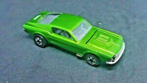 Vintage-Hot-Wheels-Redline-Personalizado-Mustang-Anti-Freeze