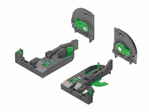 Grass DYNAPRO 4D Front and Rear Clips and Adaptor .