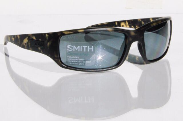 2f4b6669d5 Smith Optics Prospect ChromaPop Polarized Sunglasses Matte Camo ...