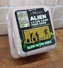 Neca Alien eggs glow in the dark loot crate Covenant Ripley replica