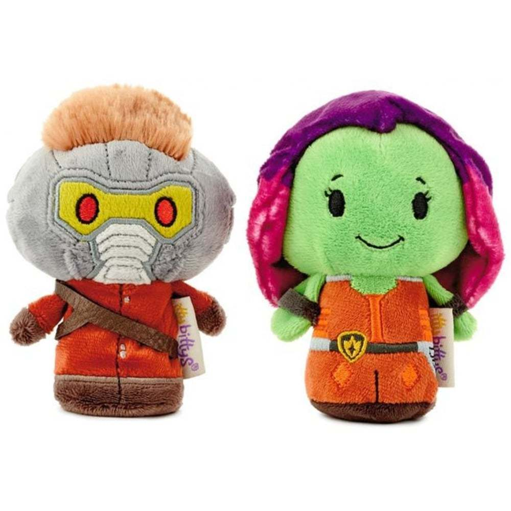 Itty Bittys Guardians of the Galaxy - Star Lord & Gamora US Edition KDD1540