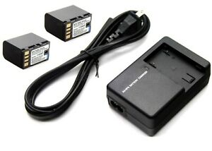 Battery Charger for JVC GZ-MG650 GZ-MG670 GZ-MG680 GZ-MG730 GZ-MS90 GZ-MS100