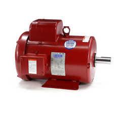 3 Hp 1725 Rpm 184t 230v Leeson Farm Duty Electric Motor Tefc New 131542