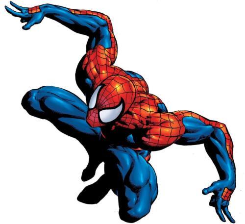 spiderman  VINYL WALL STICKER WALL DECALS