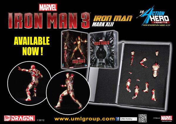 Dragon  9 Iron Man Mark XLII