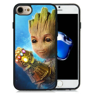 THANOS with INFINITY GAUNTLET iphone case