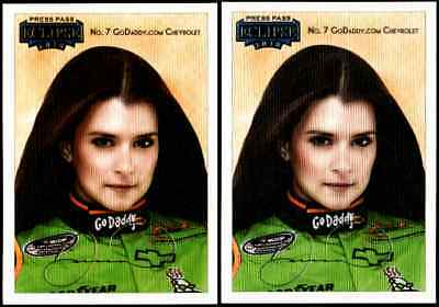 2010 Press Pass Eclipse #27 Danica Patrick 3 Base + Gold Rookie Lot Fast Ship Forma Elegante