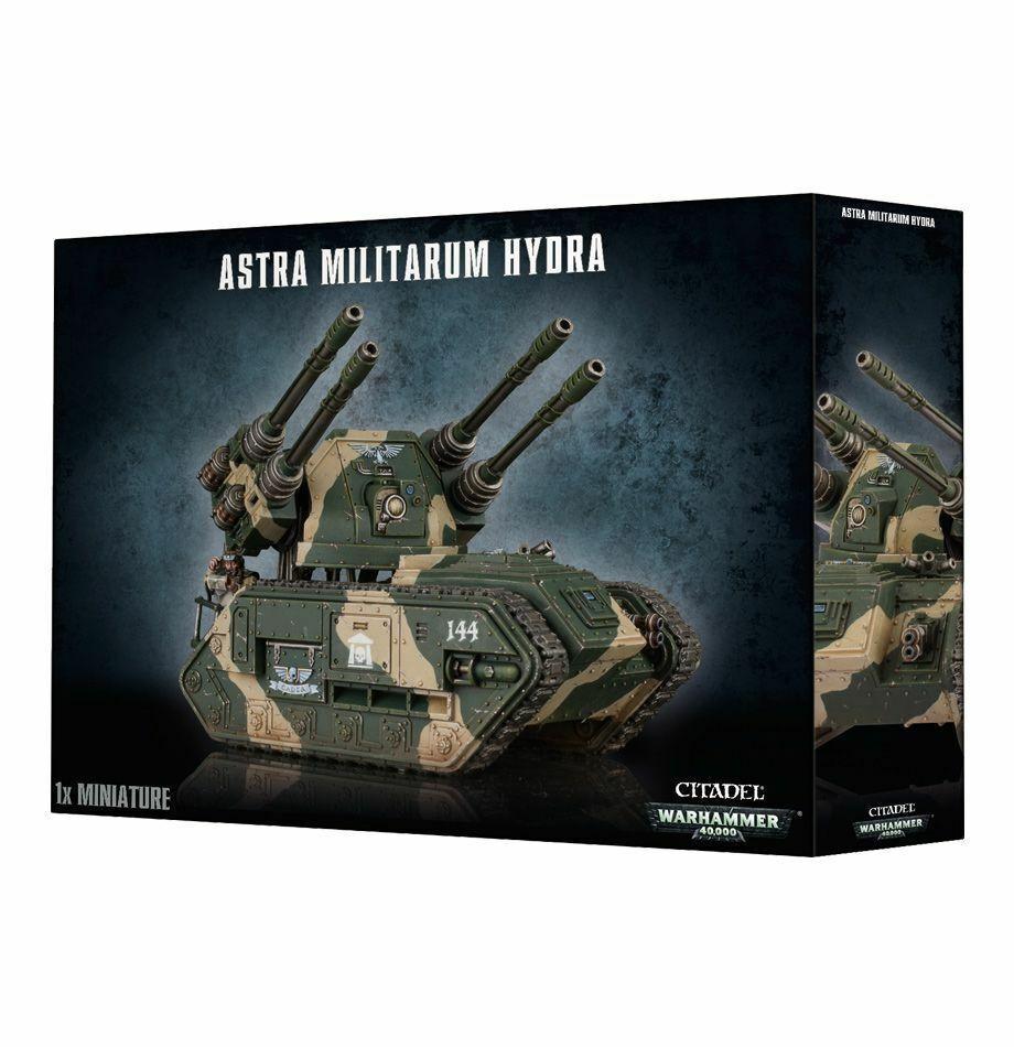 Hydra Astra militarum Imperial guard Warhammer 40K Nuevo En Caja
