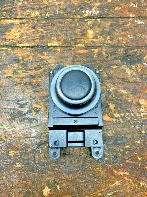 08-10 BMW 535i N54 E60 - OEM Center Navigation Control Switch Knob I Drive Menu