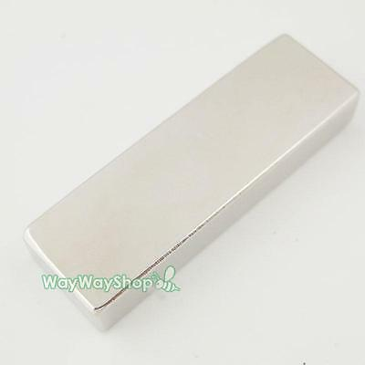 N52 block Neodymium Permanent rare earth magnet 60*20*10mm super strong Magnets