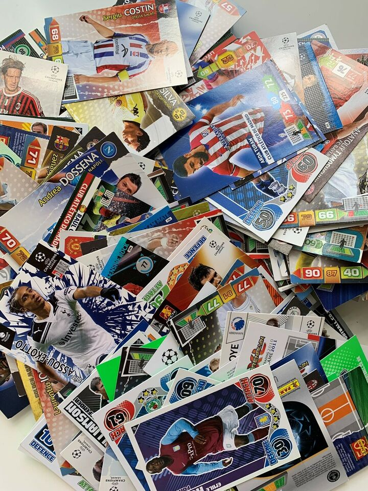 Samlekort, Fodboldkort